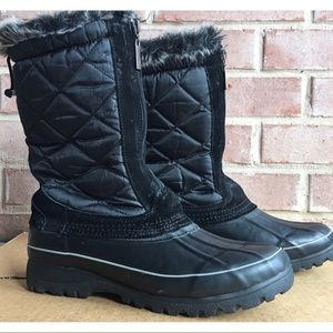 KHOMBU Upland 2 Waterproof After Ski Winter Boots